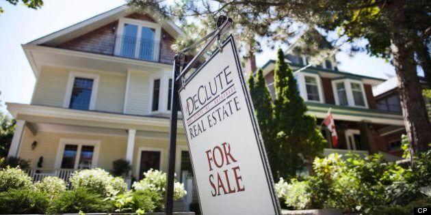 Toronto House Prices Soaring In Some Areas Despite Market