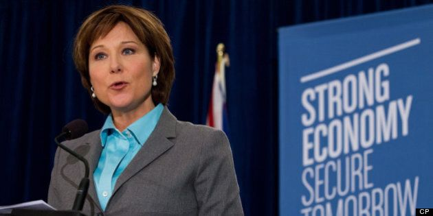 Christy Clark Biography: BC Premier's Road To