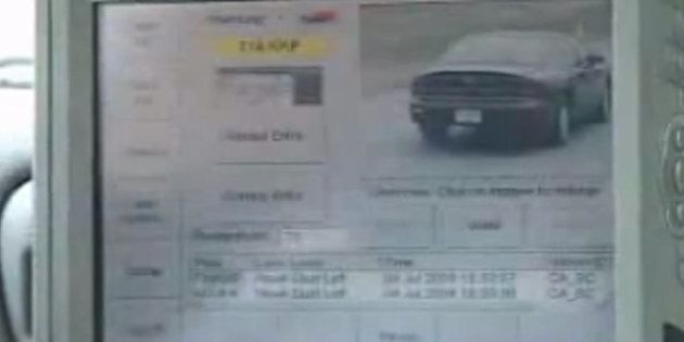 Licence Plate Scanning By Victoria Police Slammed By BC Privacy