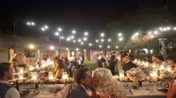 A Pretty Pale Pink And Outdoorsy Wedding In
