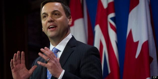 Close Ontario Poll Suggests Tim Hudak May Be Wise To Gamble On Spring