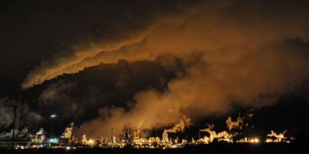 Oil Sands Emissions Higher Than Previously Estimated:
