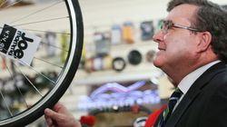Flaherty 'Misled' Me, Bike Shop Owner