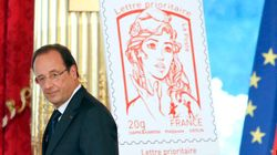 French Stamp Pays Homage To Topless