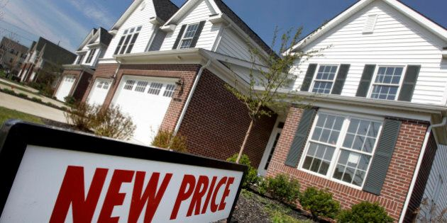 House Prices Canada: Teranet Index Shows Long String Of Declines Finally