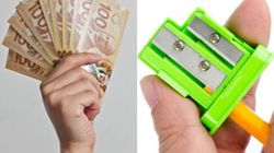 $143 For A Pencil Sharpener? You're