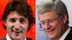 Why Trudeau May Be Harper's New Best
