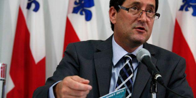 Michael Applebaum, An Anglophone, Becomes Montreal