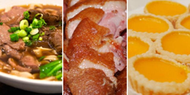 Chinese Restaurant Awards 2013: Vote For Metro Vancouver