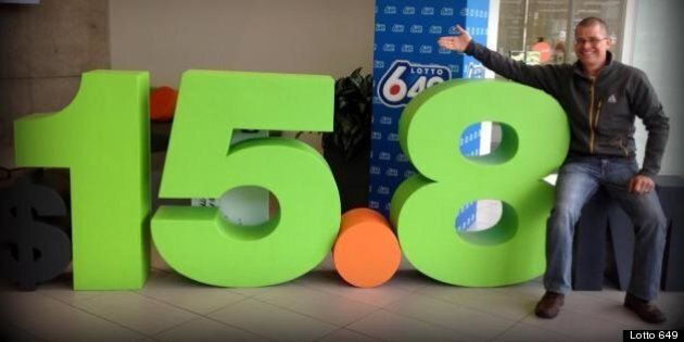 Chad Seguin, Lotto 649 Winner, Overwhelmed By Jackpot