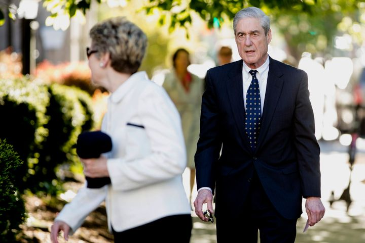 So far, Robert Mueller has largely let the report speak for itself and left the chattering class to provide the commentary. &