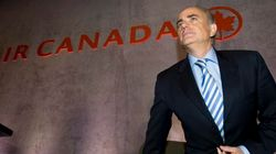 Air Canada CEO's Pay Soars Sky