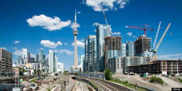 Toronto House Prices Soar; Was There Even A 'Soft