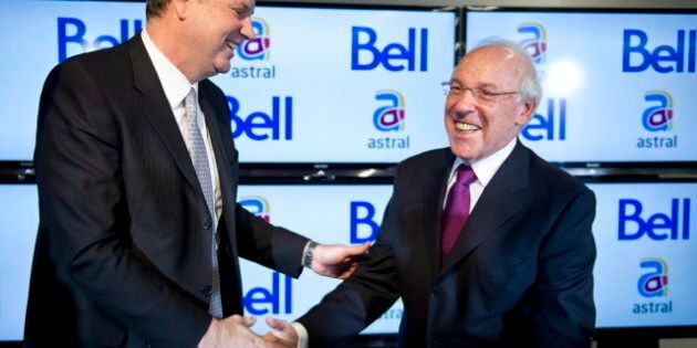 Bell Astral Deal Lives Again As BCE Submits New Proposal To