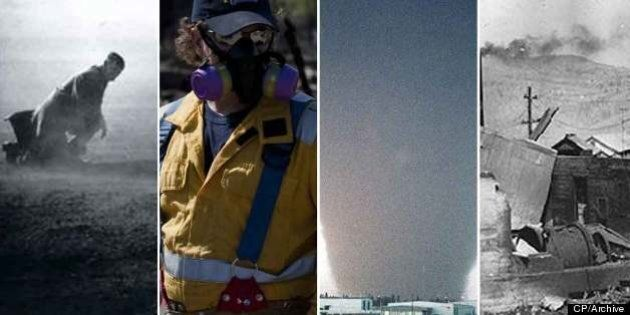 Alberta Disasters: The Worst Natural And Man-Made Disasters In The Province's