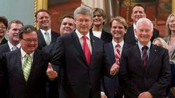 Harper's Cabinet Shuffle Was All Sizzle, No