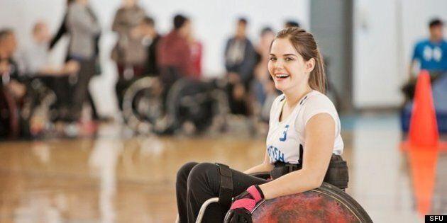 Jessica Kruger, Quadriplegic Model Hopeful Vies For Lise Watier's 'Something Sweet'