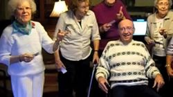 WATCH: Seniors' Home Does 'Call Me