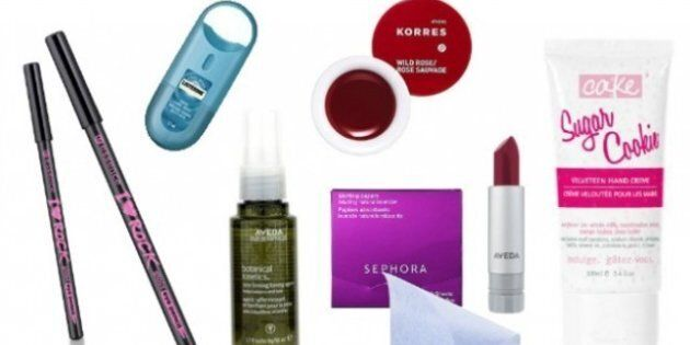 Fall Beauty Tips: Deskside