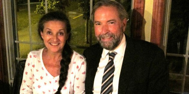 Catherine Pinhas, Wife Of NDP Leader Thomas Mulcair, Opens Up About 'Kind'