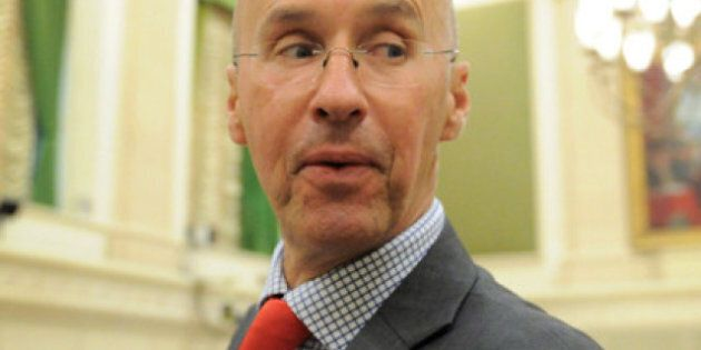 Kevin Page Takes Government 'Goliath' To Court Over Information