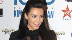 LOOK: Kim Kardashian Walks The Red Carpet In