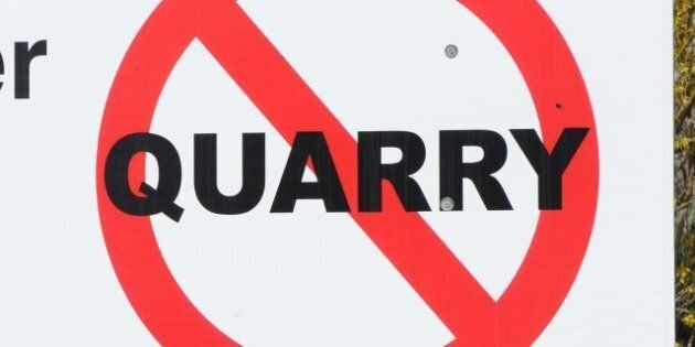 'Mega-Quarry' In Southern Ontario Won't Be