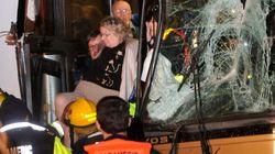 Dozens Hurt After B.C. Highway