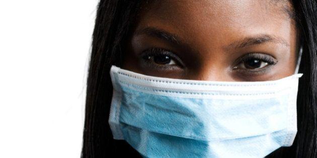Surgical Masks Stem Flu Spread, But Not For