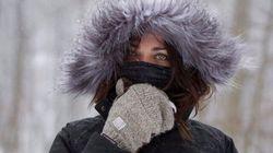 Arctic Freeze Blasts