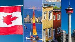SURVEY: Canada's New Capital Should