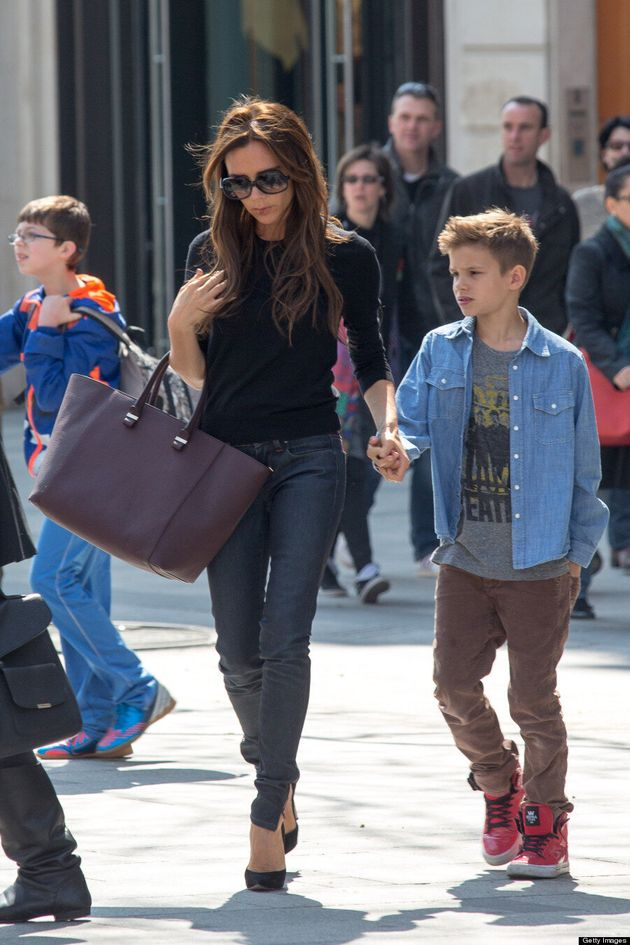 Victoria Beckham's Large Bags Could Cause Injuries, Says