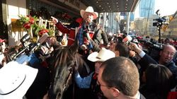 Calgary Stampeders' Horse Allowed Into