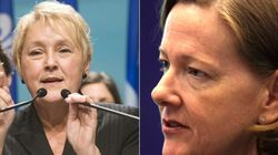 Redford, Marois Talk Eastern Oil