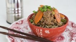 Where's The Beef? For Chinese New Year, It's All About The