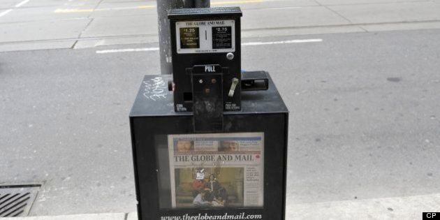 Globe Readership Plummets 40 Per Cent After Paywall Goes Up: