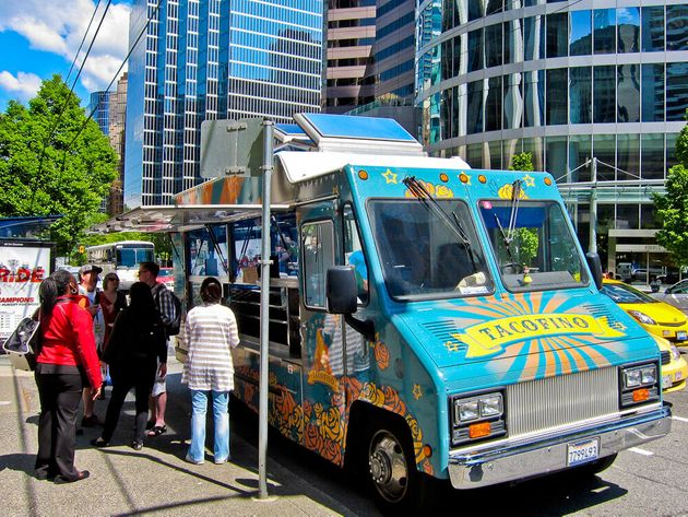 Vancouver Dine Out Festival, Food Carts And Other Fine