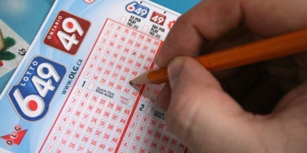 Alberta Lottery Win: Lotto 6-49 $45.6 Million Winner Incoherent After