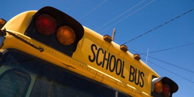 Swearing Halifax School Bus Driver