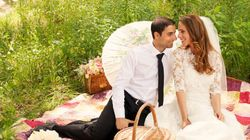 A Chic Picnic Wedding In Toronto's Trinity-Bellwoods
