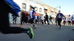 Toronto Marathoners Race To Support