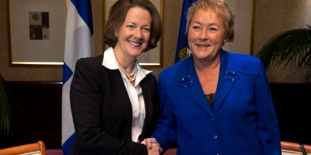 Alberta And Quebec To Work On Closer Energy