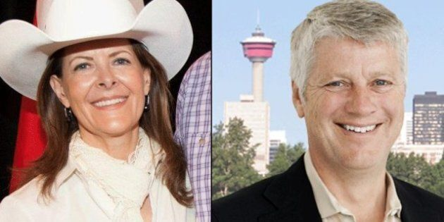 Calgary Centre Byelection: Conservatives Under