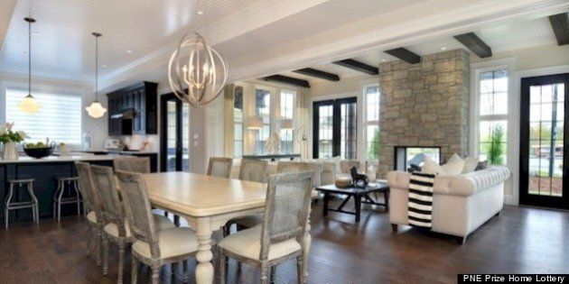 PNE Prize Home 2013: Sun Peaks Property Up For