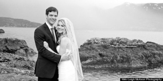 Intimate Bowen Island Wedding: Rustic-Inspired Details Capture Beautiful
