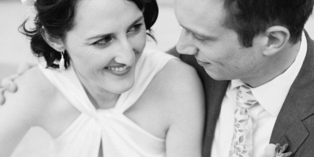 Real Wedding Toronto: Gorgeous, Family-Style Wedding At The Gardiner