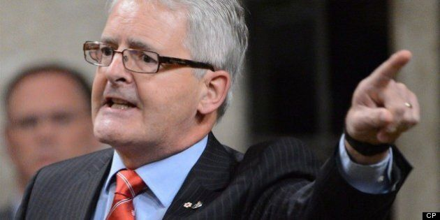 Marc Garneau 'Ticked Off' About Canadarm Event