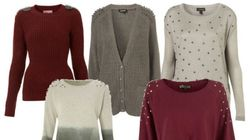 5 Studded Sweaters To Keep You Stylishly Warm This