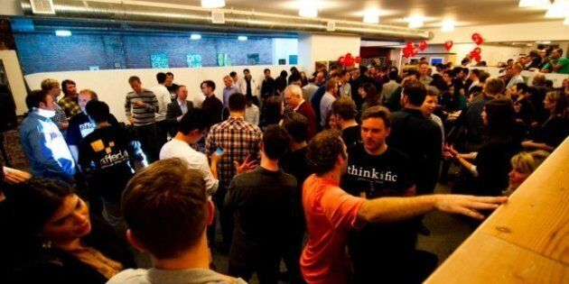 Vancouver's Startup Community Accelerating Out Of