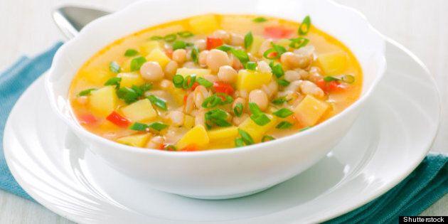 vegetarian white bean
